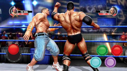 Pro Wrestling Games: Fighting Games 2021 2.5 Screenshots 1
