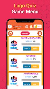 Logo Quiz : Guess the Logo game : Guess the Brand 2.7 Screenshots 2