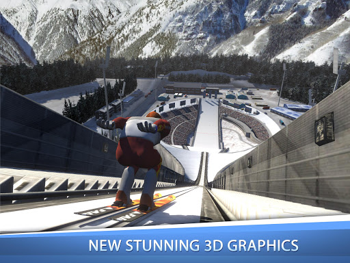 Ski Jumping Pro 1.9.9 Screenshots 8