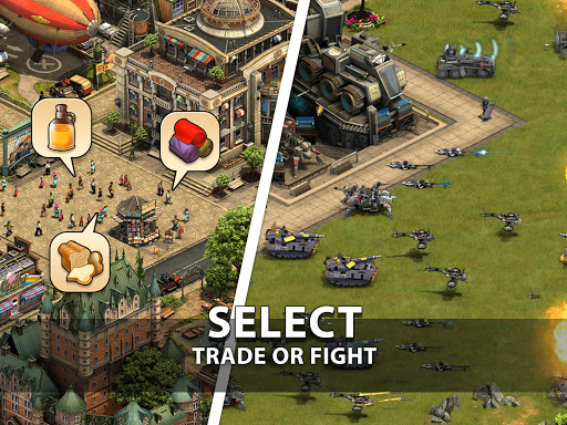 Forge of Empires: Build your City 1.193.16 screenshots 4