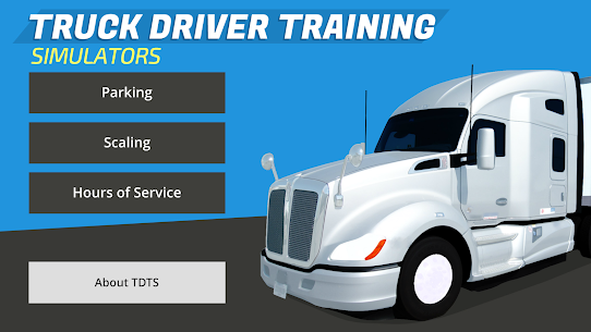 Truck Driver Training Sims 3.0.17 APK Mod Android [Latest] 1