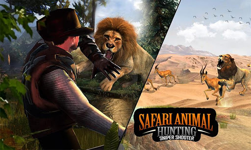Wild Animal Sniper Deer Hunting Games 2020 1.29 screenshots 7