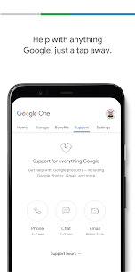 Google One MOD APK V1.73.324410959 – (Unlimited Money) 4