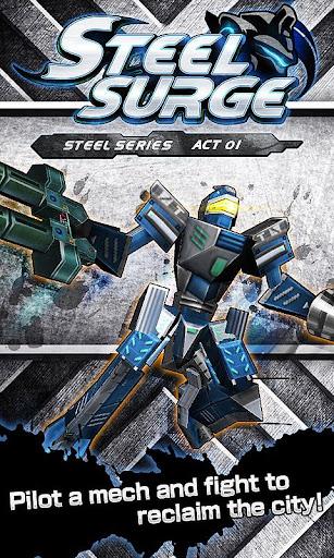 steel surge screenshot 1