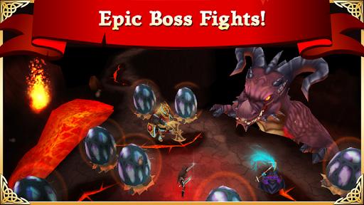 Arcane Legends MMO-Action RPG  screenshots 11