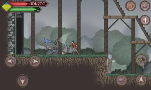 Runic Curse Demo  screenshots 1
