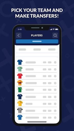 FFS: Fantasy Football Scotland 2.0.0 screenshots 1