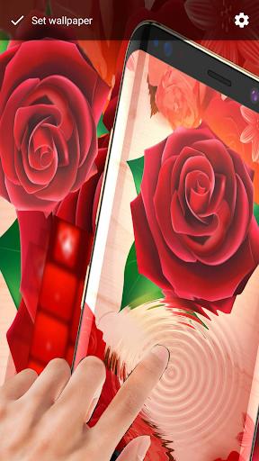 Red Rose Keyboard 2021  screenshots 2