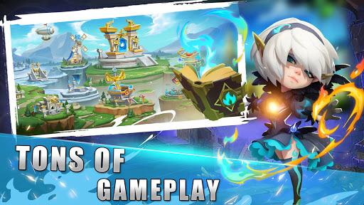 AFK Summoner : fantasy hero war 1.3.9 screenshots 5