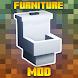 Minecraft PE-Furnicraftアドオンの家具改造