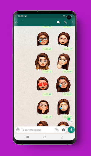 emoji stickers  screenshots 8