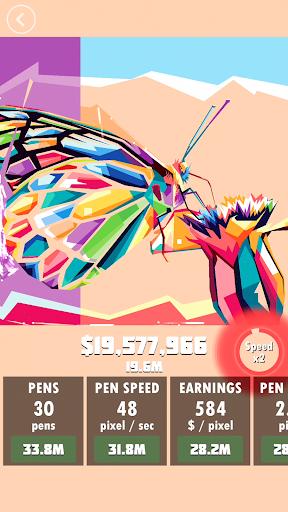Idle Painter  screenshots 1