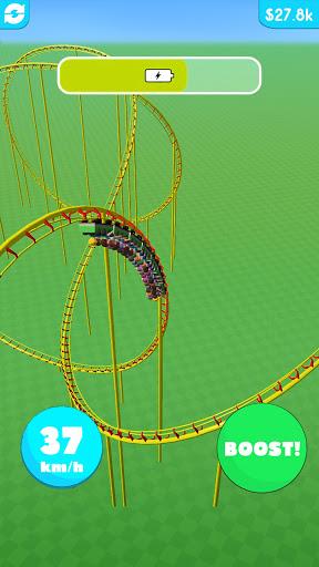 Hyper Roller Coaster 1.5.1 screenshots 5