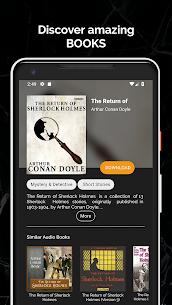 Free Books  Audiobooks Apk Download 3