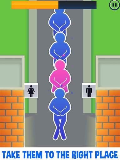 Toilet Time: Boredom killer Fun Mini Games to Play Apkfinish screenshots 10