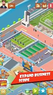 Sim Sports City Mod Apk- Idle Simulator Games (Unlimited Money) 5