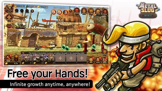 Metal Slug Infinity: Idle Game 1.9.10