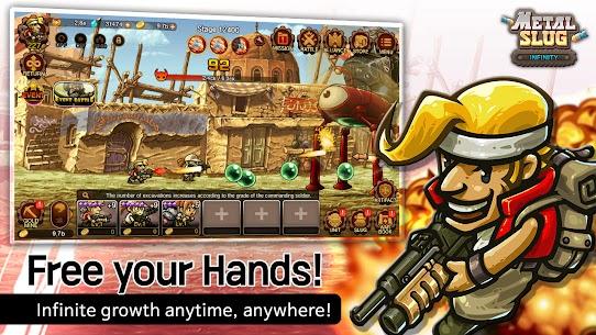 Metal Slug Infinity: Idle Game 1