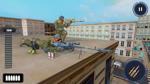 New Sniper 3D 2021: New sniper shooting games 2021 1.0.2 screenshots 1