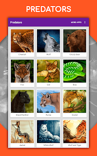 How to draw animals. Step by step drawing lessons 1.5.3 Screenshots 10