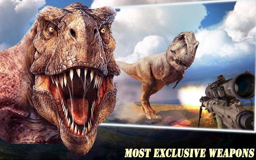 Monster Dino Attack FPS Sniper Shooter 2.0 screenshots 1