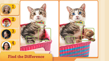 Differences - Find them all