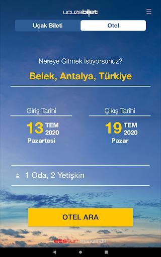 Ucuzabilet - Flight Tickets 3.1.8 Screenshots 16