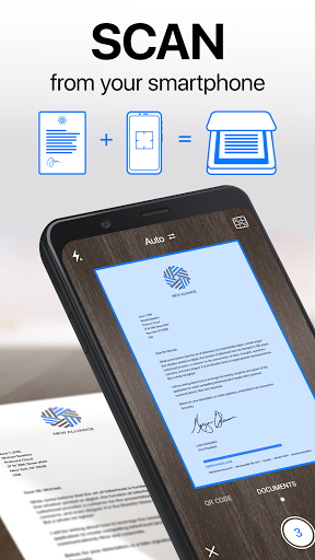 PDF Scanner App - Scan Documents with iScanner  Screenshots 1