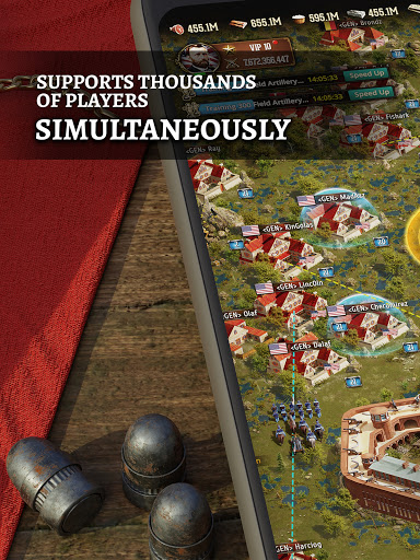 War and Peace: The #1 Civil War Strategy Game 2021.3.9 screenshots 13