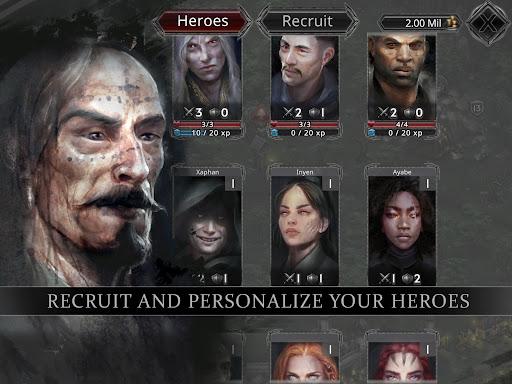 Champions of Avan - Idle RPG 0.6.24 screenshots 6