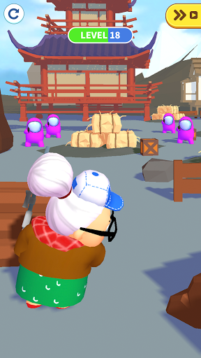 Granny vs Impostor: Spy Master 0.1.0 screenshots 2