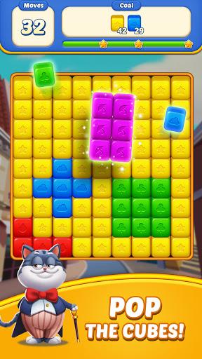 Cube Blast Adventure apktreat screenshots 2
