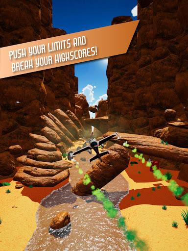 Danger Darrel - Endless Airplane Action Adventure  screenshots 7