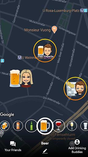Beer Buddy - Drink with me! apktram screenshots 1