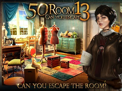 Can you escape the 100 room XIII MOD APK 5 9