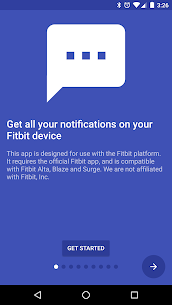Fit Notifications (for Fitbit) For Pc (Free Download – Windows 10/8/7 And Mac) 1