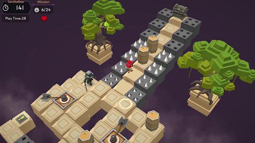 Télécharger IndiBoy - Un chasseur de trésor Dungeon Quest APK MOD (Astuce) screenshots 1