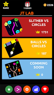 Slither vs Circles: All For Pc (Windows And Mac) Download Now 1