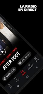 RMC ud83cudf99ufe0fInfo et Foot en direct - Radio & Podcast 7.5.3 APK screenshots 3