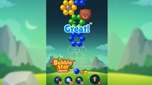 Bubble Star Journey : BubblePop  screenshots 8