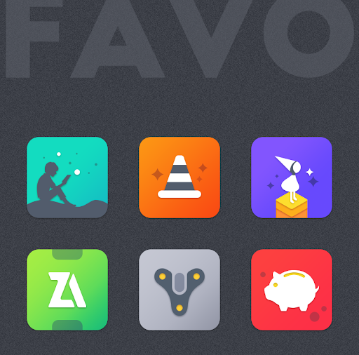FAVO ICON PACK (SALE!)