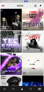 My Mixtapez Music Screenshot