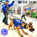 US Police Dog Shopping Mall Crime Chase 2021