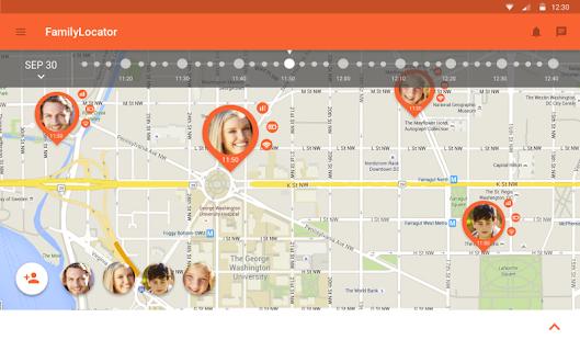 Zoemob Family Locator 4.75 Screenshots 7
