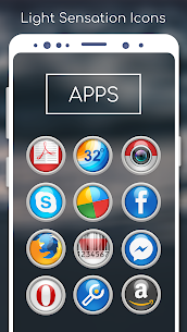 Light Sensation- Icon Pack 4.0.8 (Patched) 3