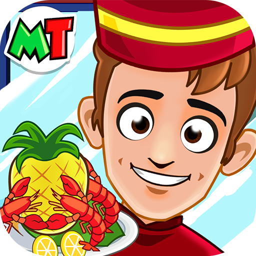 My Town : Hotel Free Icon