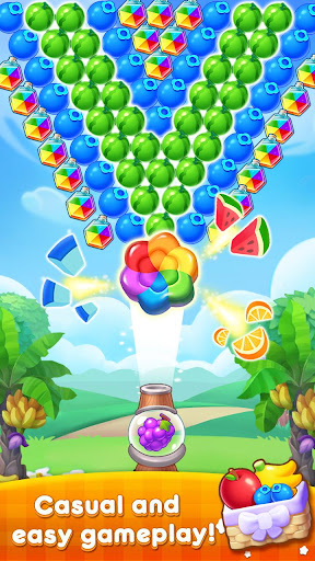 Bubble Fruit Legend apkpoly screenshots 6