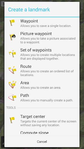 All-In-One Offline Maps 3.6b Screenshots 6