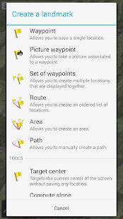 All-In-One Offline Maps 3.7b Screenshots 6
