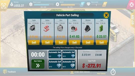 Junkyard Tycoon – Car Business Simulation Game Apk Download 2021 5